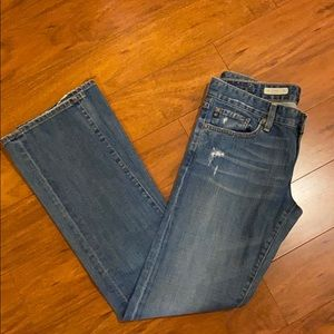 AG jeans the tomboy